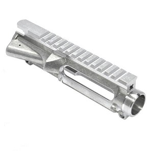 A-3 Flat Top Upper Receiver Non Anodized
